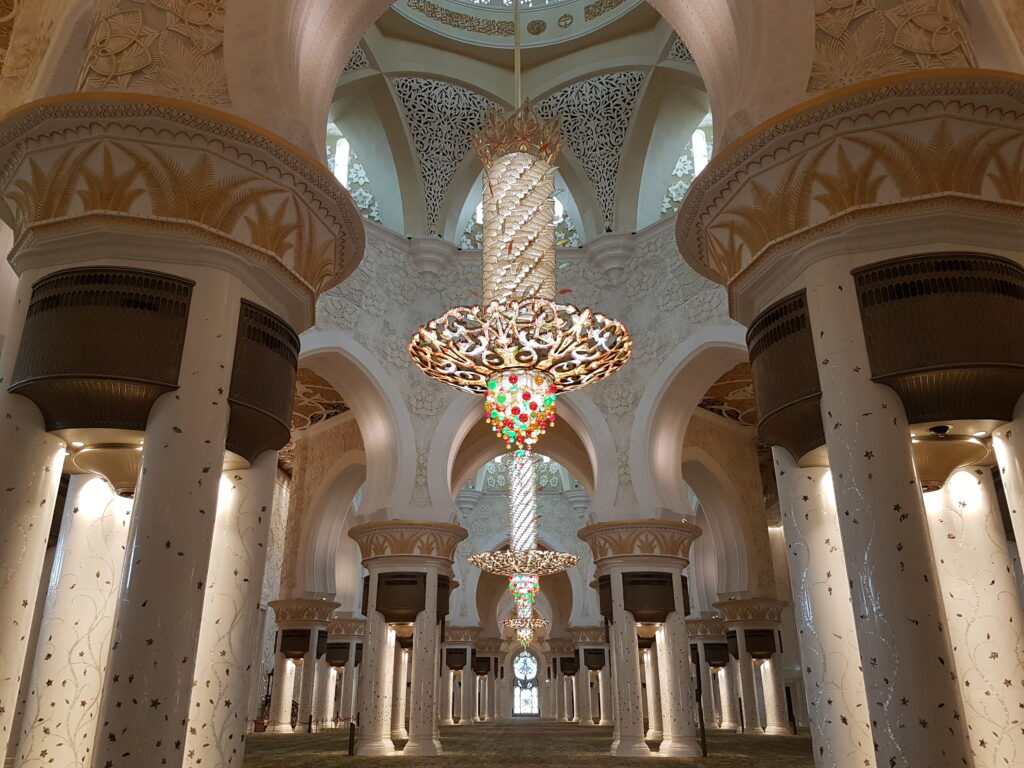 Great Architecture in the Mosque