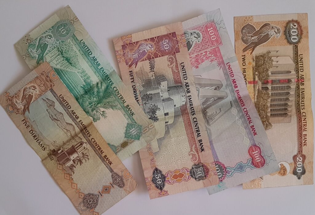 Currency in the UAE