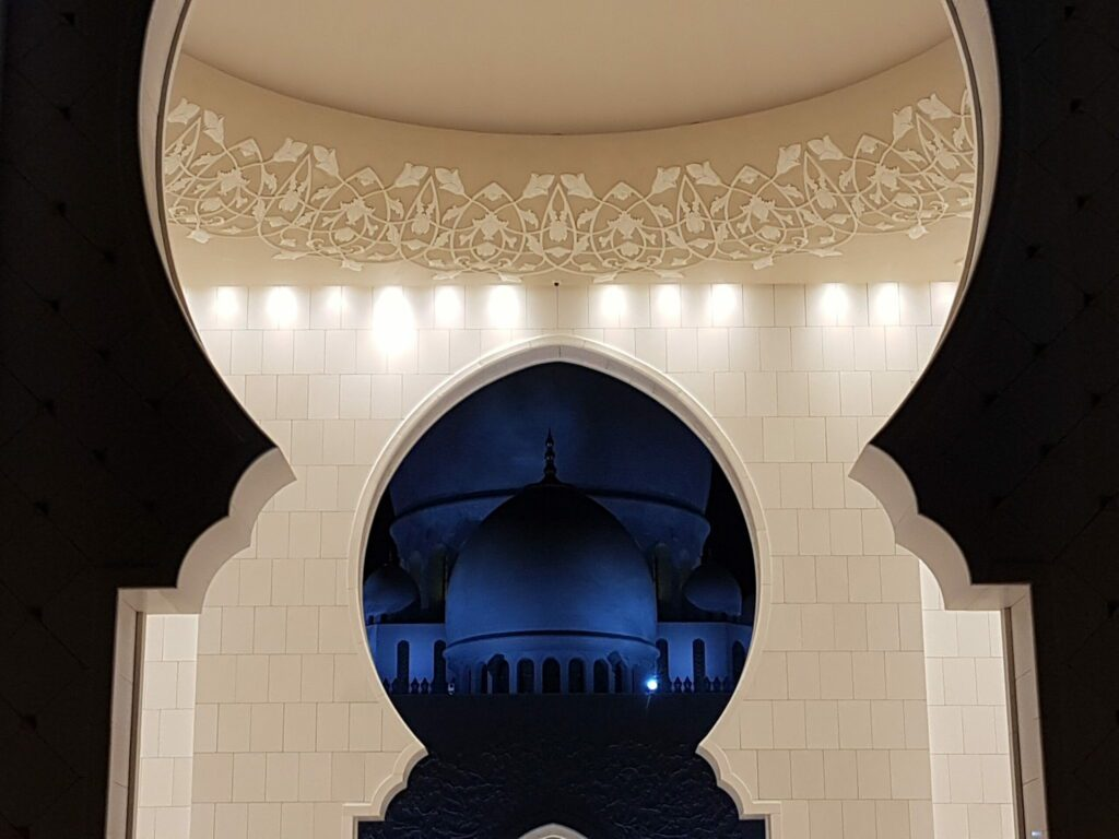 Opening Hours Mosque Abu Dhabi